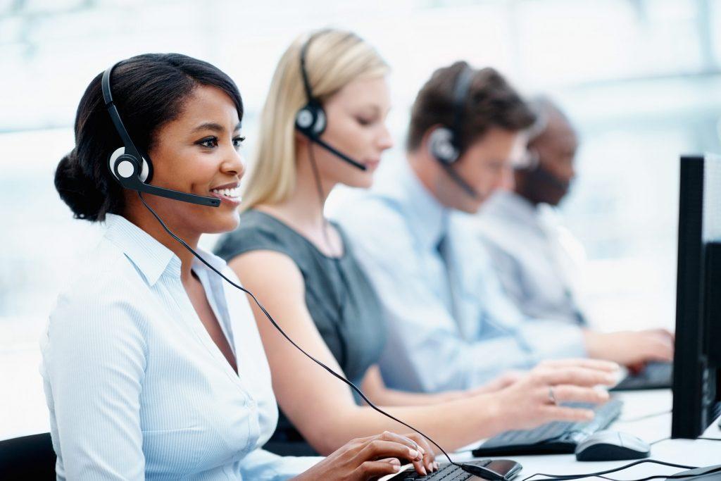 Customer service representatives for NPseal sales.